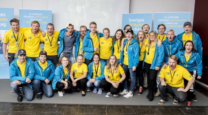 EuroSkills 2014 – se filmen från tävlingarna
