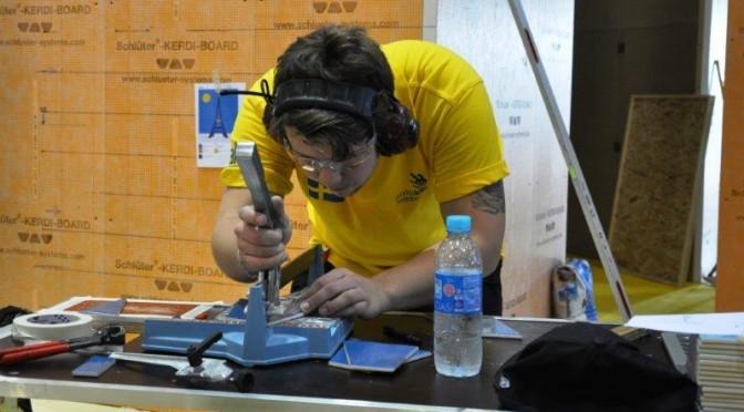 Yrkestävlingar lyfter yrkesutbildningarna