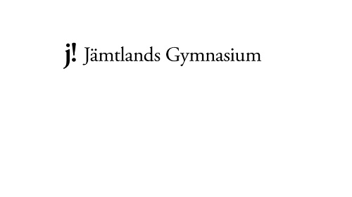 Jämtlands Gymnasium Bräcke