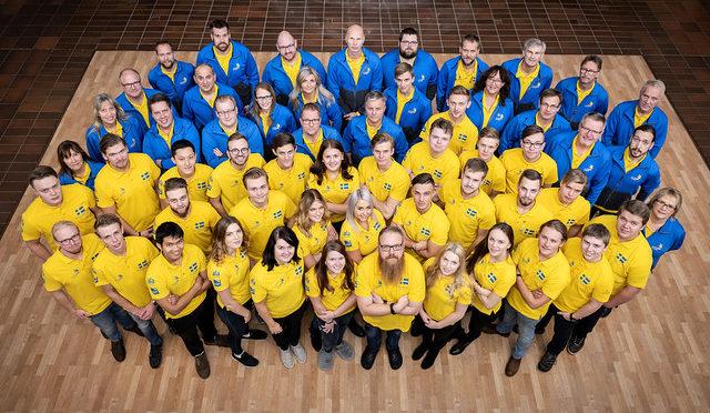 Nedräkning till WorldSkills Kazan